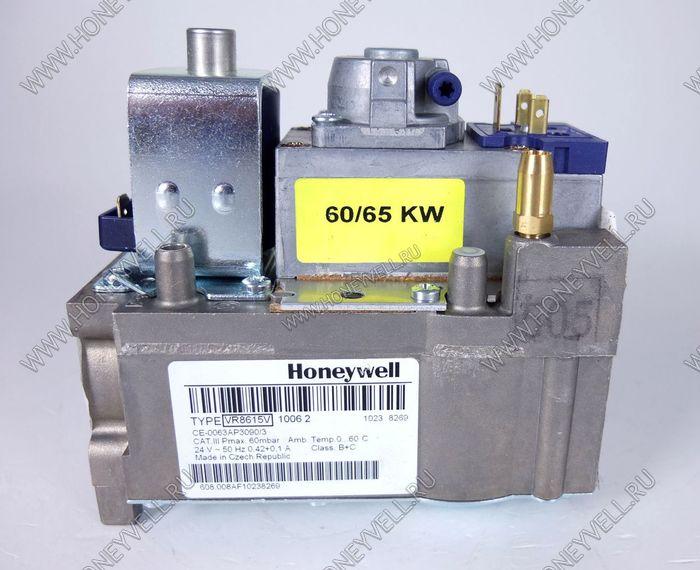 Блок газовых клапанов С21/2Н-5-106
