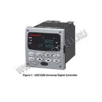 Цифровой контроллер Honeywell UDC 3200