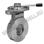 Поворотный клапан Honeywell VF5000